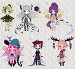 Fantasy Collab Auction (CLOSED!)