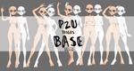 P2U Thigh Base by Kariosa-Adopts
