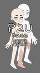 P2U base by Kariosa-Adopts