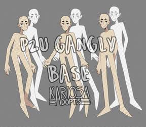 p2u Gangly base