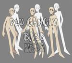 p2u Gangly base by Kariosa-Adopts