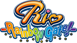 Rio: Rainbow Gate! Logo by Stayka007