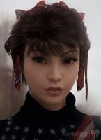 K-Cute - Reina by REDANTArts