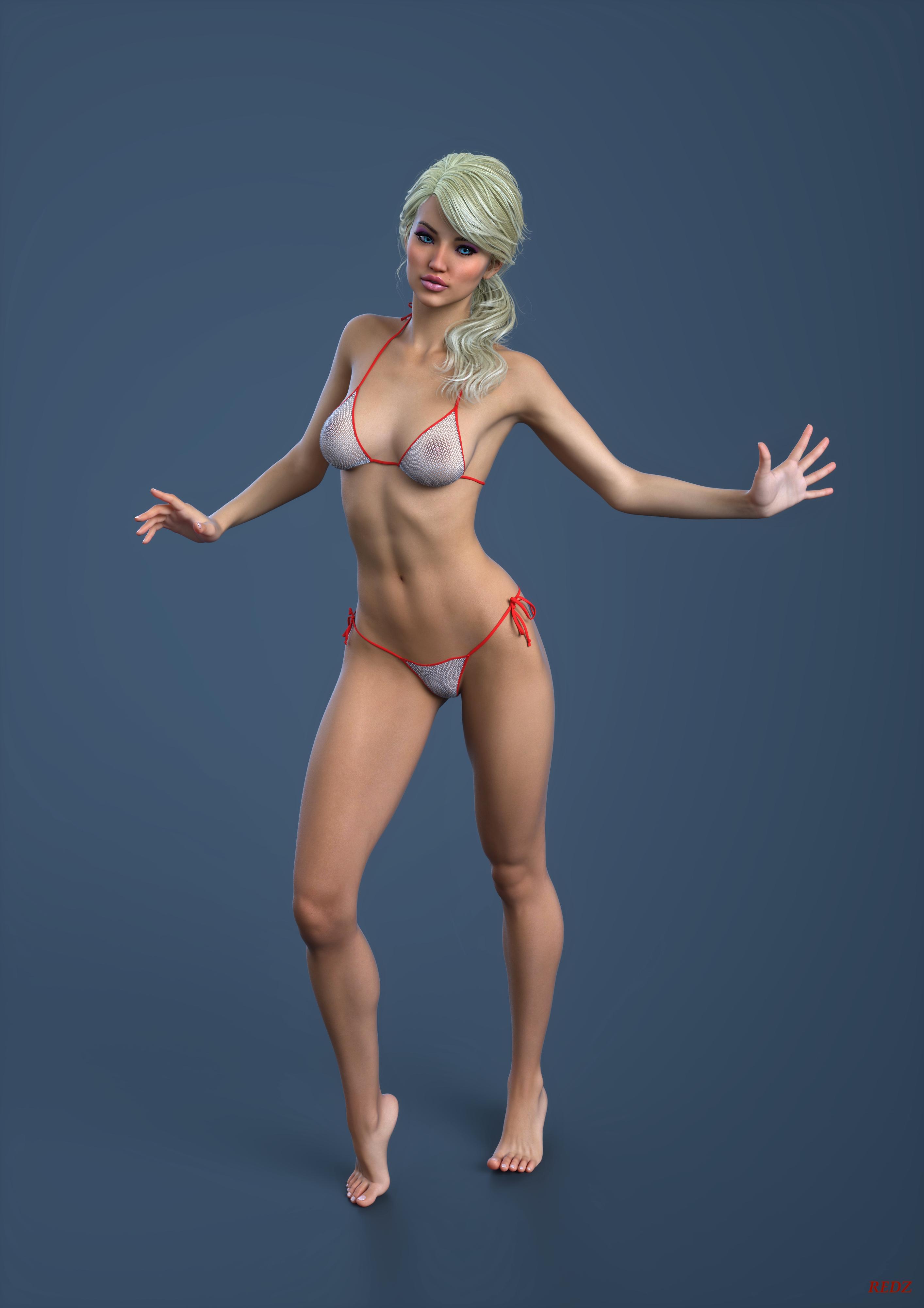 Kinky model