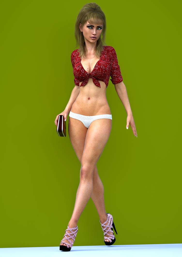 Emily Like project 3B by REDANTA
