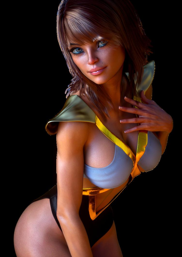 Belle AD 3 by REDANTA