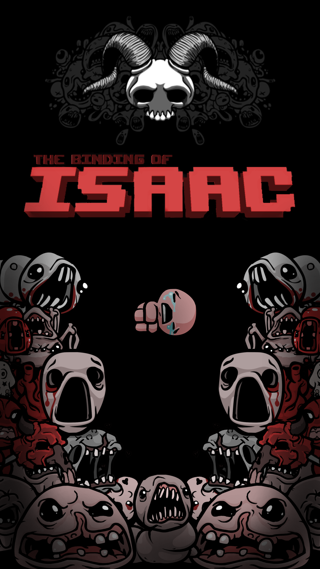 Binding Of Isaac Samsung Galaxy S4 Wallpaper By Fun Playyer7 On