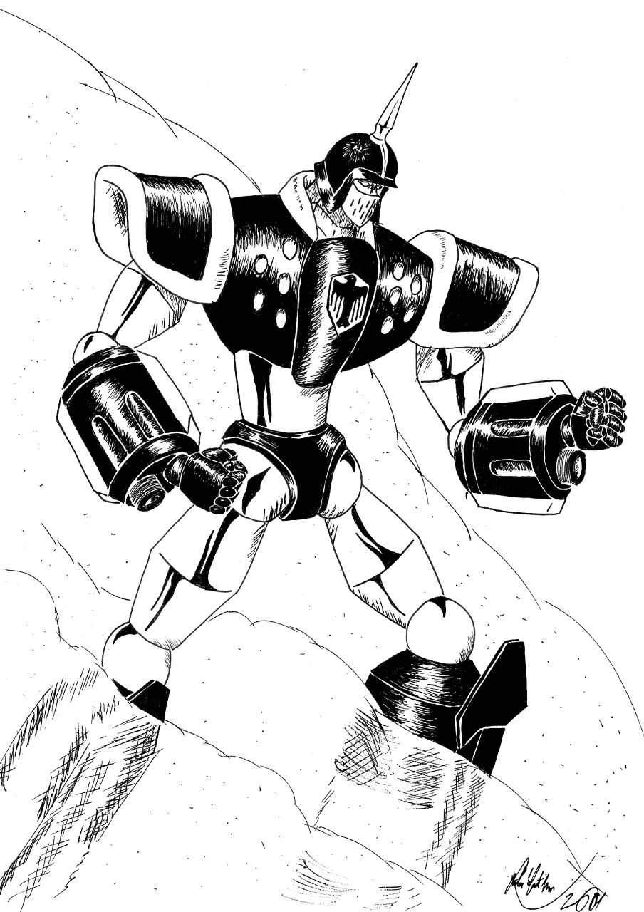 Stahlkampfer