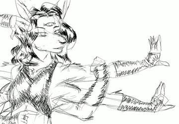 Sketch-A-Day: Maria Kihana