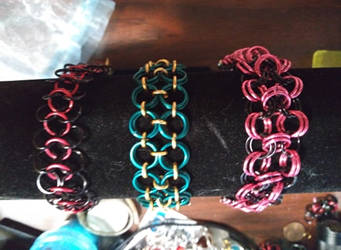 Bracelets by snowdoll71