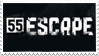 55 Escape - Stamp by KurenaiX3