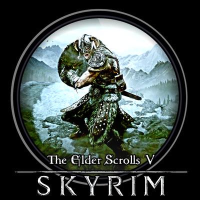 The Elder Scrolls V-Skyrim by edook