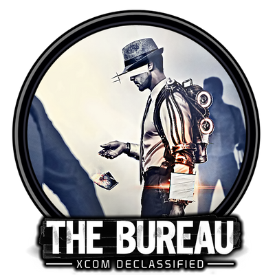 The bureau-xcom declassified-v2png 700x700 pixel size - available in png format