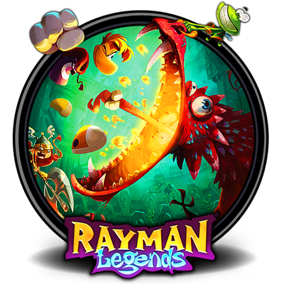 RAYMAN Legends-v3 by edook