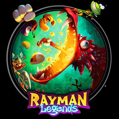 RAYMAN Legends-v3 by edook