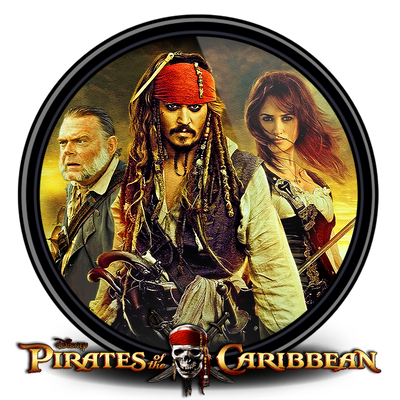 Pirates Of The Caribbean-v3 by edook