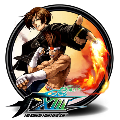 The King Of Fighters XIII-v3 by edook
