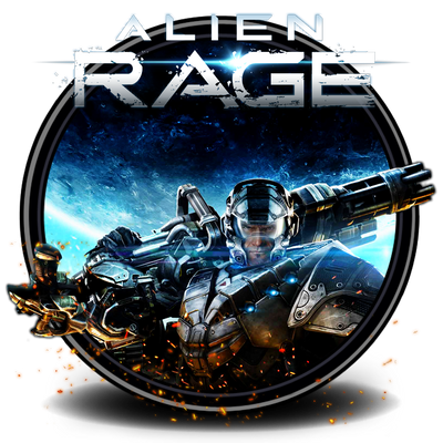Alien Rage by edook