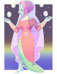 Gemsona: Mother of Pearl