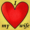 I heart my wife by chemoelectric