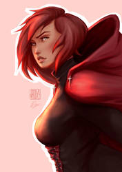 Ruby - RWBY