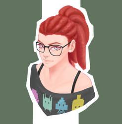 Portrait for Vid