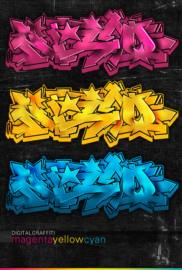 cmyk by ThaMessage