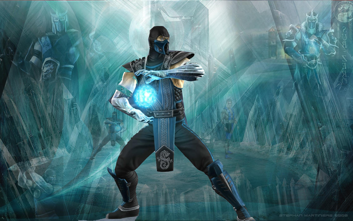 Sub Zero Wallpaper By Nightmare V Scorpion
