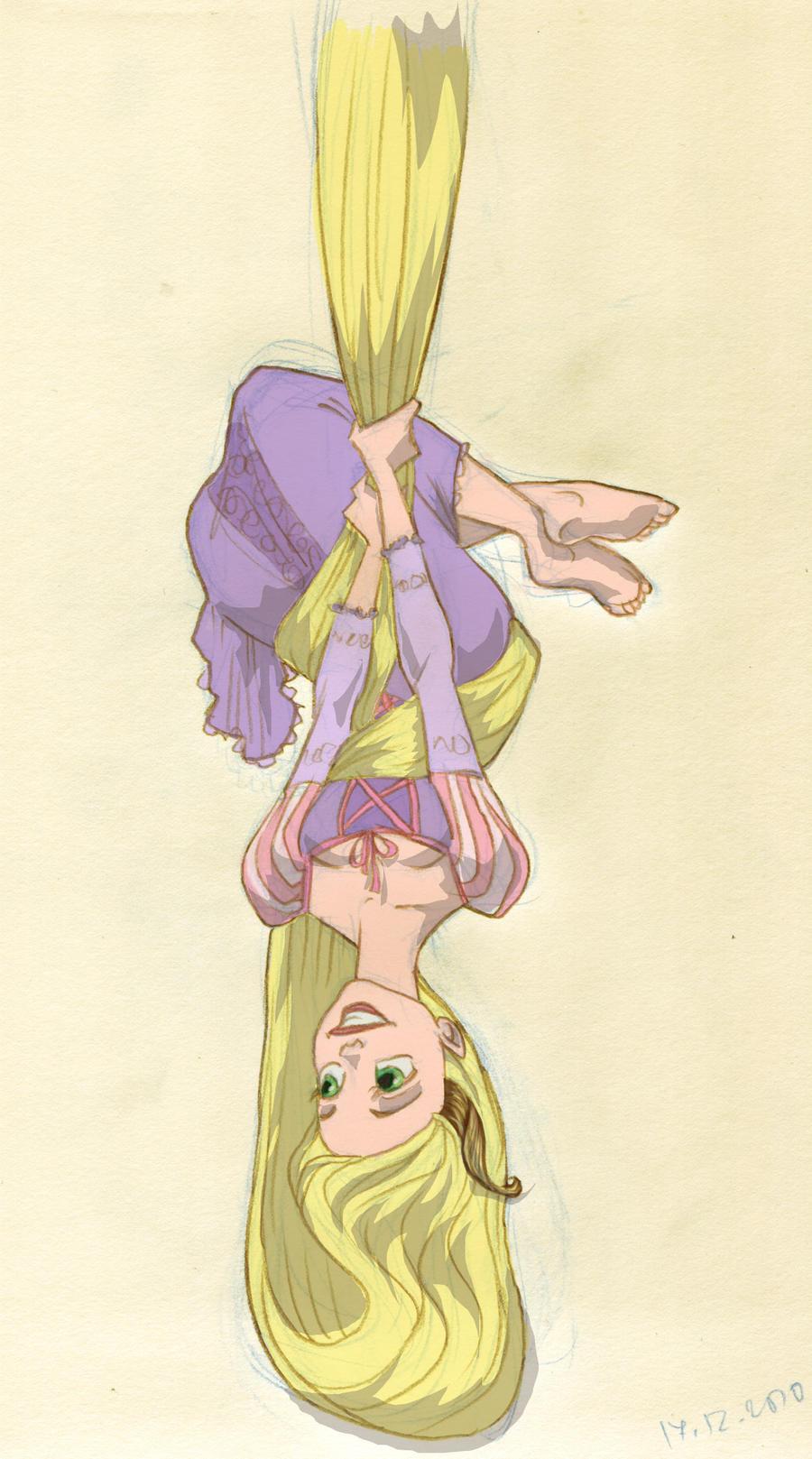 Rapunzel by TaijaVigilia