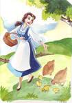 Princess colouring book I