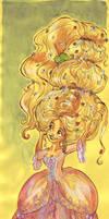 Rococo Rapunzel