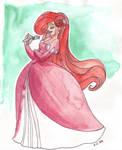 Elegant Ariel