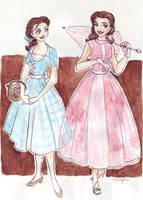 22222- Fashionable Beauty by TaijaVigilia