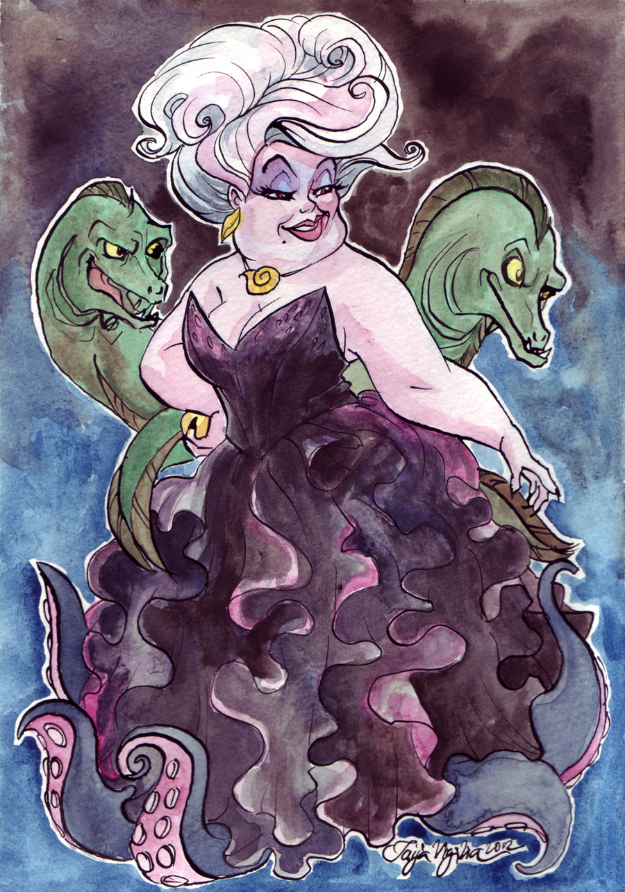 Ursula by TaijaVigilia