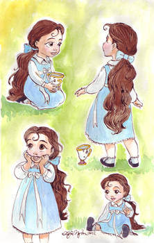 Animator's Collection Belle