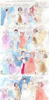 Princess dressmakers
