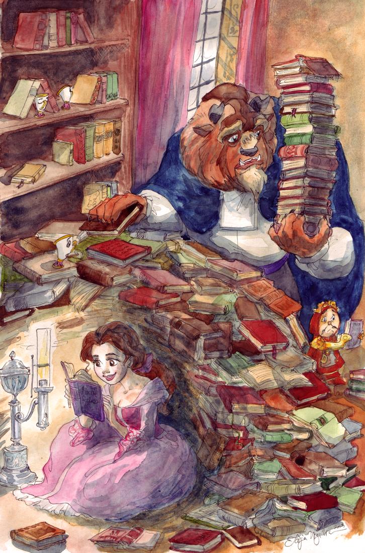 RRW - Where's Belle? by TaijaVigilia