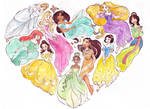 I Heart Princesses