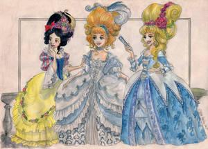 Rococo Princesses part II