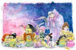 Despicable Princesses