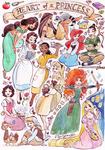 Condensed princesses -part II