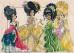 Rococo Princesses part III
