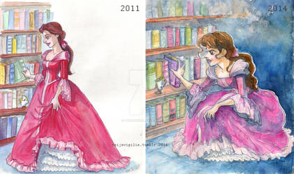 Draw this again Belle