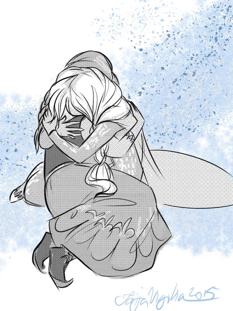 Love will thaw by TaijaVigilia