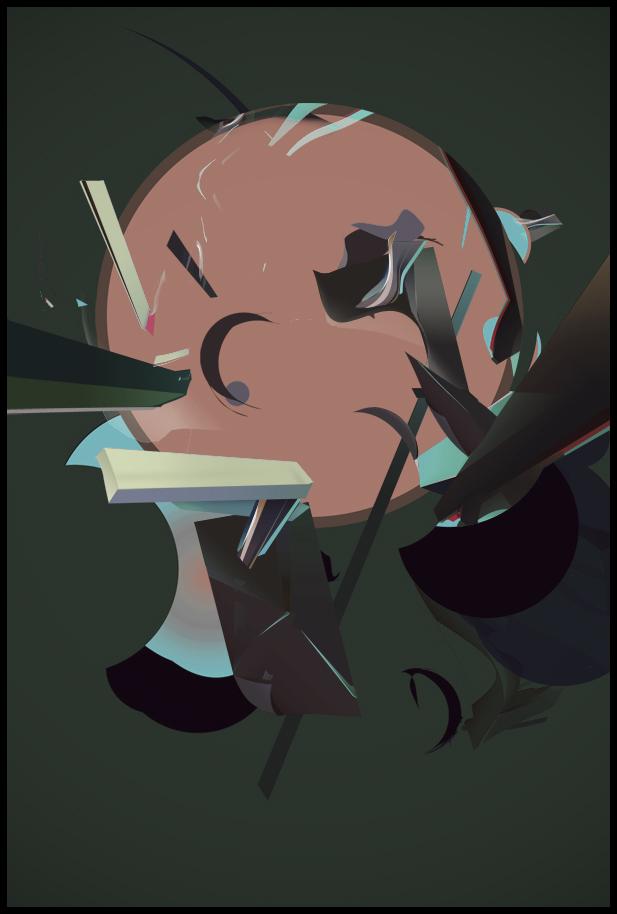 Self Destruct by abstractmix