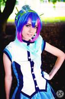 V3: Aoki Lapis by RadClawedRaid