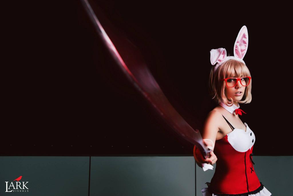 Kyoukai no Kanata: Bunny by RadClawedRaid