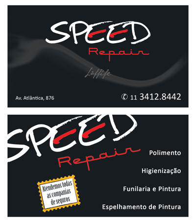 Speed repair