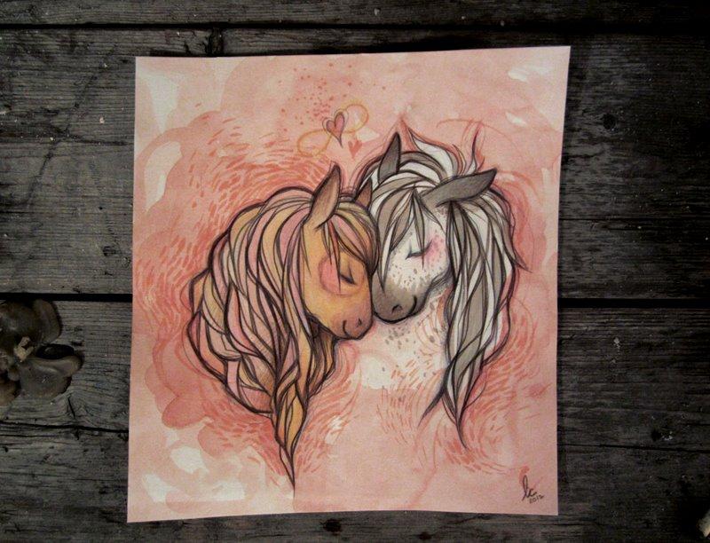 Pony Nose by lindsaycampbell