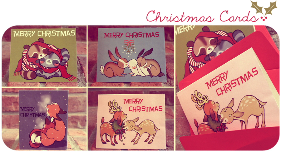 Christmas Cards by lindsaycampbell